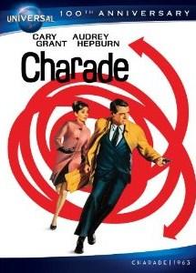 Charade-DVD